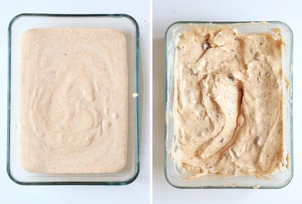glace au beurre de cacahuète - peanut butter ice cream