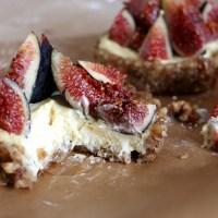 Tartelettes aux figues et dattes