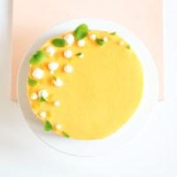 Cheesecake à la clémentine