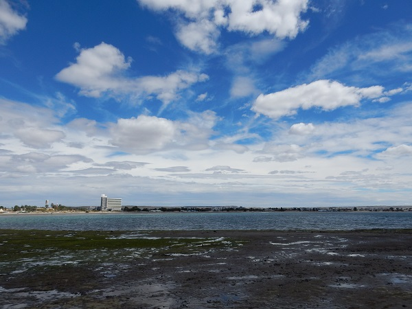 Skyline Puerto Madryn
