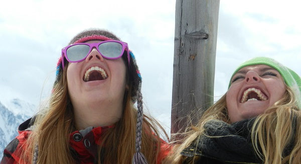 Lachen met Ashley #2