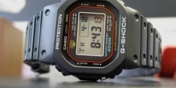 g shock DW-5000C-1A