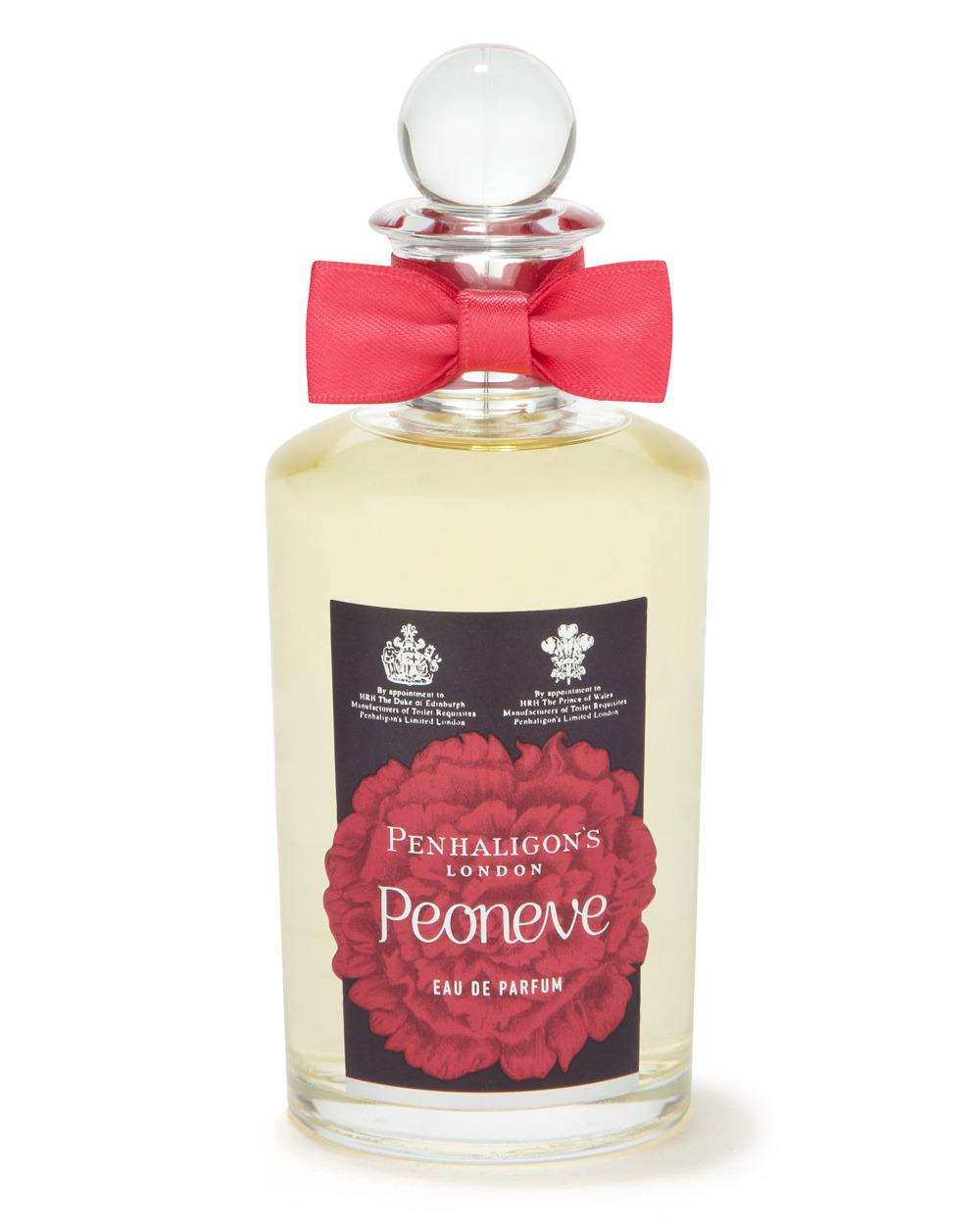 Parfum de chez Penhaligons : Peoneve. Le must du chic à l'anglaise.