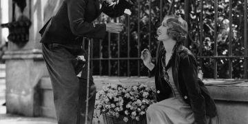 Les Lumières de la ville - Chaplin