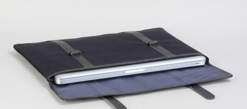 housse ordinateur Sandqvist Sinclair 13 MacBook Pro extérieur