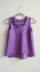 Purple Tank