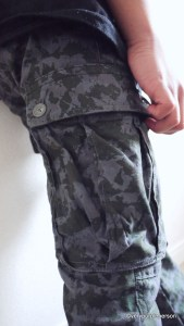 Recycled Cargo pants
