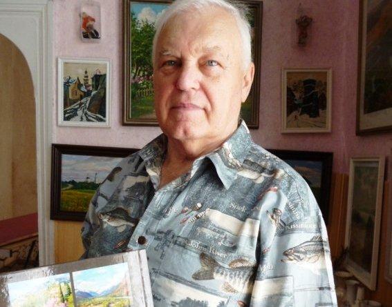 Етюд у старовинних тонах Миколи Рябоконя