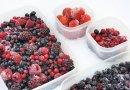 Как заморозить фрукты и овощи с пользой для здоровья