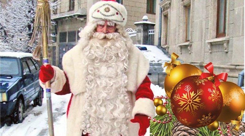 Дід Мороз-рекордсмен — 60 років в образі