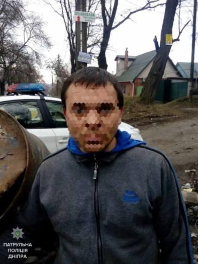 грабіж_Дніпро1