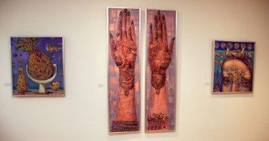 виставка Леоніда Берната