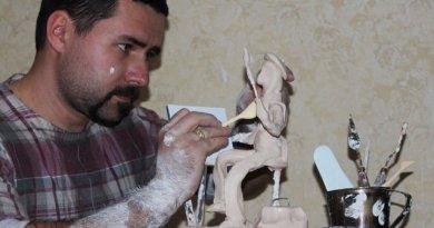 статуэтки-шаржи