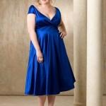 vestidos de fiesta hasta la rodilla para gorditas (4)
