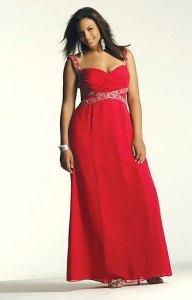 vestidos de fiesta para gorditas bajitas (3)