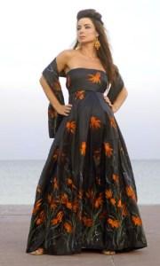 vestidos de fiesta para gorditas bajitas (4)