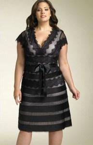 vestidos de fiesta para gorditas con busto grande (5)