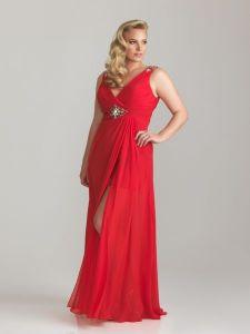 vestidos de fiesta para gorditas 2013 (1)
