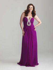 vestidos de fiesta para gorditas a la moda (1)