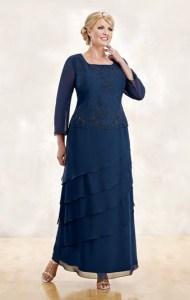 vestidos de fiesta para gorditas madrinas (2)