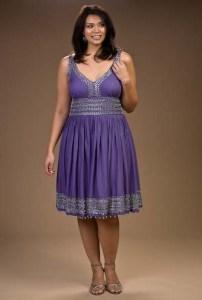 vestidos de fiesta para gorditas verano (1)