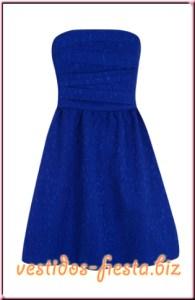 Vestidos de fiesta para gorditas color azul (1)