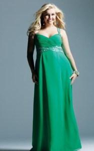 vestidos de fiesta para gorditas sencillos (4)