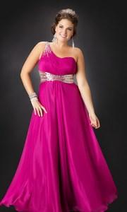 cómo reutilizar vestidos de fiesta para gorditas (14)