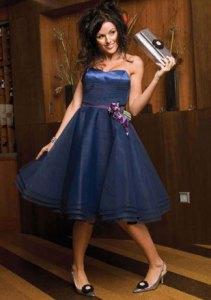 cómo reutilizar vestidos de fiesta para gorditas (6)