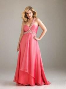 vestidos de fiesta largos para gorditas (2)
