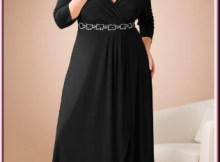 vestidos de fiesta sencillos para gorditas (13)