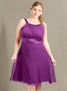 vestidos de fiesta para gorditas de corte imperio (12)