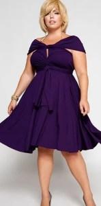 vestidos para gorditas con panza (6)