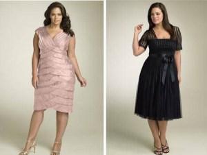 Vestidos informales para gorditas (7)