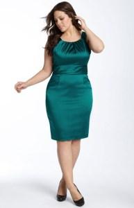 Hermosos vestidos de fiesta para gorditas a la moda (11)