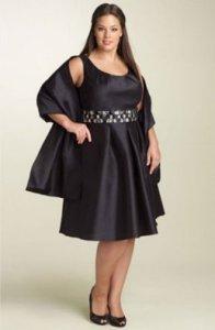 Cortes de vestidos de fiesta para gorditas (11)