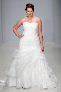 Hermosos vestidos para novias gorditas (8)