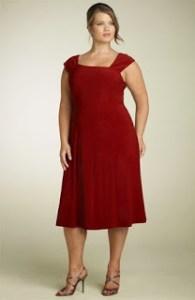 15 opciones de vestidos de fiesta para gorditas de estilo vintage (12)