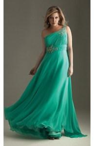 15 opciones de vestidos de fiesta para gorditas de gala (7)
