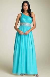 15 opciones de vestidos de fiesta para gorditas largos para Navidad (8)