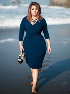 Vestidos de fiesta para gorditas a la moda 2015 (15)