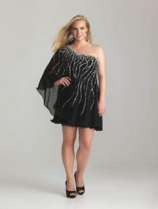 12 Hermosos vestidos de fiesta cortos (7)