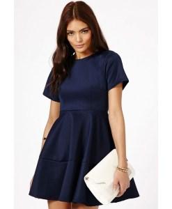 12 Hermosos vestidos de terciopelo para gorditas (1)