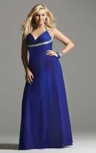 12 Vestidos de fiesta ideales para mujeres gorditas (10)
