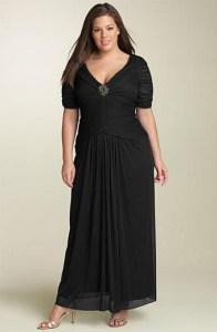 12 Vestidos de fiesta ideales para mujeres gorditas (4)