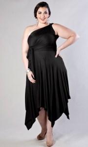 12 Vestidos de fiesta ideales para mujeres gorditas (8)