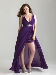 13 Hermosos vestidos de fiesta ideales para gorditas (3)