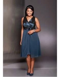 13 Hermosos vestidos de fiesta en talles XL (9)