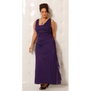 12 Bonitos vestidos de fiesta para gorditas corte imperio (4)