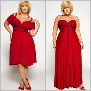 15 Opciones de vestidos de fiesta para gorditas en mercado libre (5)